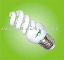long lifetime spiral energy saving lamp