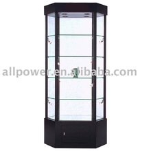 Free Standing Glass Display Cabinet(C06)