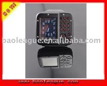 Dual Sim Watch Mobile Phone Wrist Mobile Phone With Keypad BK10