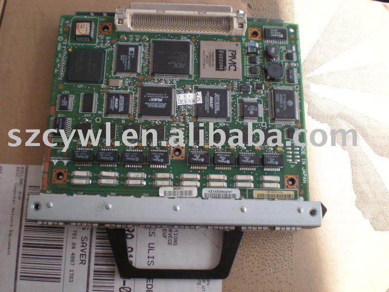 used cisco PA-MC-8TE1+ network module for router