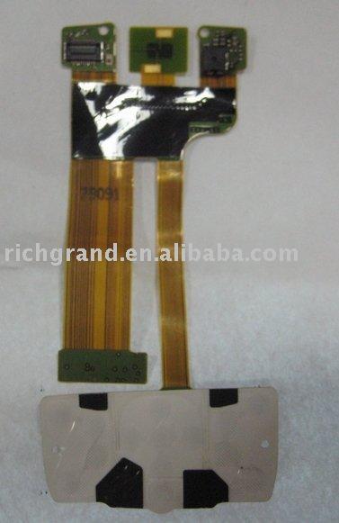 Flex Cable Ribbon with webcam For NOKIA E66 Phone