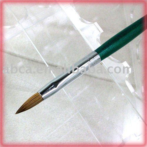 acrylic nail art. kolinsky acrylic nail art