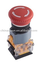 Emergency stop button switches CE