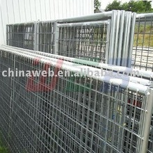 Welded Rod Mesh Dog Kennels panels
