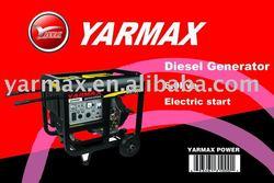 Generatore Diesel 5kw