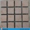 natural pink rectangle slate paving