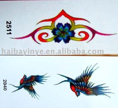 You might also be interested in tattoo sticker, body tattoo sticker,