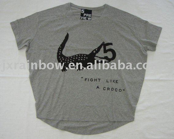 t shirts plain. 2011 fashion printed plain T-