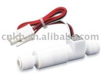 impeller flow meter for water household appliance