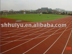 Running Track Material ( Sandwich system, Lesutan S)