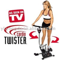 CARDIO TWISTER STEPPER, AS SEEN ON TV