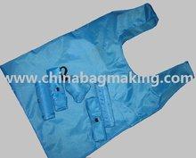 Polyester foldable shopping bag Customize folding bags