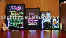 LED hand-writing board/flashing LED writing board