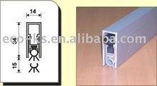 Indoors door sealing