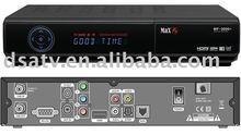 Maxfly mf5000 receptor de satélite dvb-s set top box patch da américa do sul hdmi