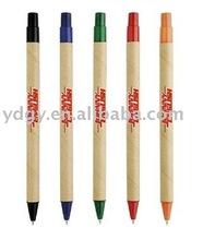 no clip paper ball pen