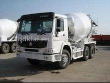 Howo (Sinotruck) 6x4 concrete mixer