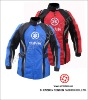 Nylon racing jacket