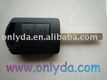 Opel remote key blank, key shell, auto key blank