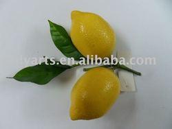 Artificial fruit lemon,imitation lemon