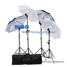 Photographic Equipment Lighting Kit with Umbrella