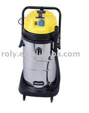 Industrial vacuum cleaner with OPT socker used with power tools