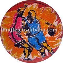 rubber children basketball