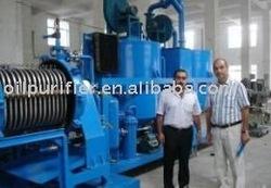 Black Engine Oil Regeneration, Oil Purification, Oil Recycling System Oil Purifier oil filtration