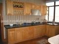Sólidos de madeira armário de cozinha