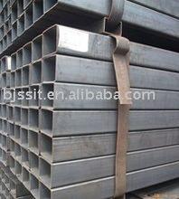 Welded Rectangular Pipe ST 37 Stock Supply