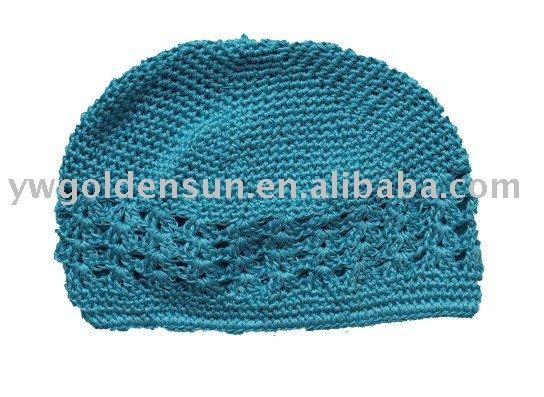 Free Kufi Beanie Hat Crochet Pattern : Promotional Crochet Pattern For Kufi Hat, Buy Crochet ...