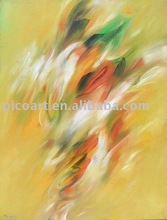 colorful abstract oil painting 0623