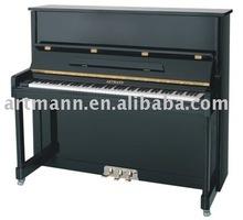 Artmann piano /Upright piano UP125A Ebony Colour
