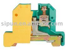 SEK-10JD earthing frame clampping termianl block