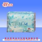 Cotton panty liners