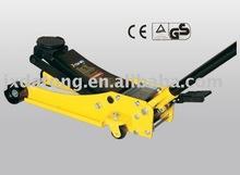 Garage Jacks 3Ton (double pumps+low profile) use in car repair workshop