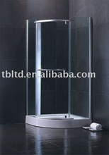 shower room ,bathtub,simple shower room