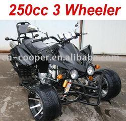 EEC 250CC 3 Wheeler