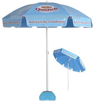 Garden umbrella made with vinyl, PVC covers, View garden umbrella