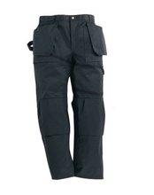 Heavy duty craftsman's work trousers