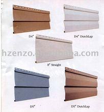 exterior polymer siding