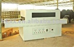 Silk screen uv ink printing curing machine
