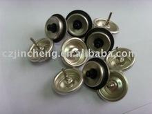 Butane gas valve