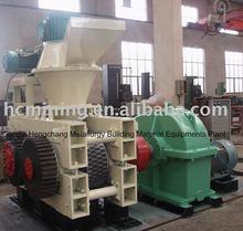 hengchang GYQ series Coal, Charcoal, desulfurization gypsum, Mineral power briquette machine plant