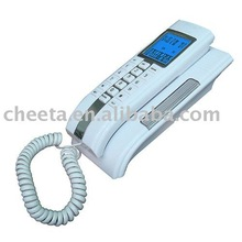 Fair price Caller ID telephone,mini phone/communication