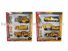 Diecast Toy Engineering Truck Car Model HC50265