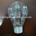 halogen bulb A55 energy saving bulb
