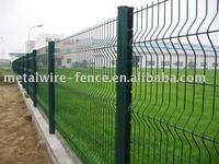Garden fence, Garden fencing, Panel fencing