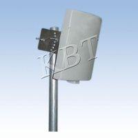 5.1/5.5/5.8GHz 16dBi Low Profile Broadband Panel WiFi Bridge Antenna,Support 802.11a