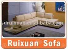 New Model Leisure L shape leather sofa C2226